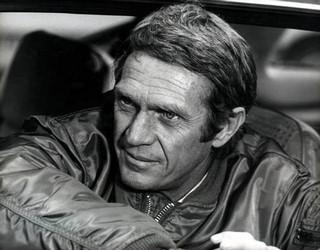 Steve McQueen in 'The Hunter'