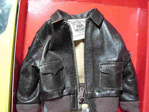 Hilts Leather Jacket.
