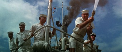 John Norris in 'The Sand Pebbles'
