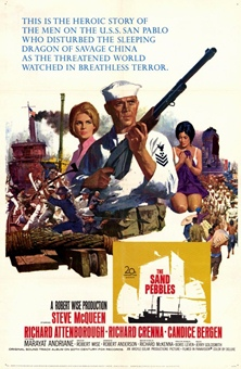 'The Sand Pebbles' One Sheet Poster