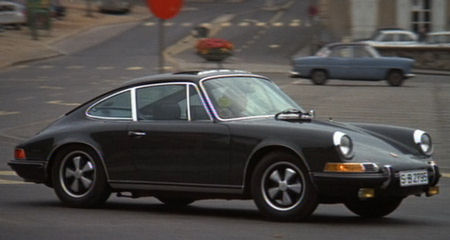 1969 Porsche 911S Coupe