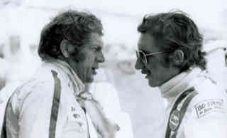 McQueen and Jo Siffert at Sebring